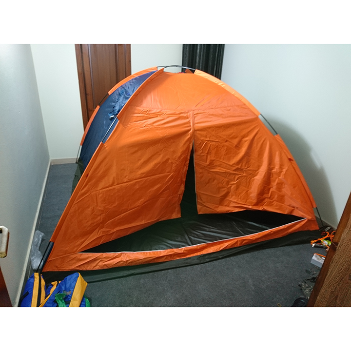 Camping Tents -(Water   Resistance with Carry Bag) 21