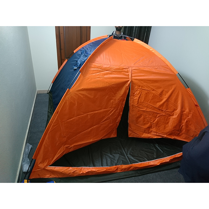 Camping Tents -(Water   Resistance with Carry Bag) 22