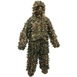 Camo Leaf Suite for Hunting 4