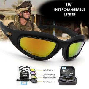 Military Goggles 1