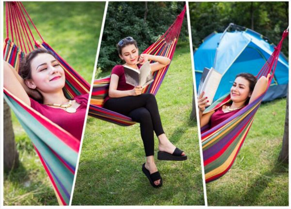 Outdoor Hammock with bag