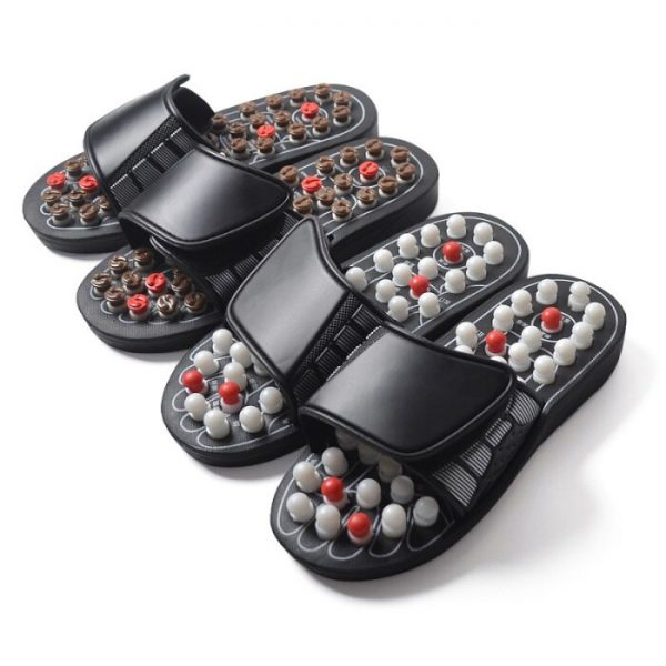Acupressure Massage Slippers Shoes Reflexology Sandals for Men and Women