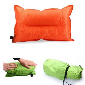 Portable Air Pillow for Camping and Travelling 1