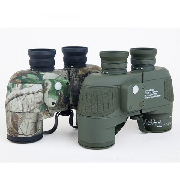 Best Quality – Waterproof – Floating – Tactical Binoculars with Compass