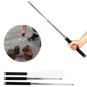 Self Defence Tactical Tool (Heavy Metal and Extendable) 1