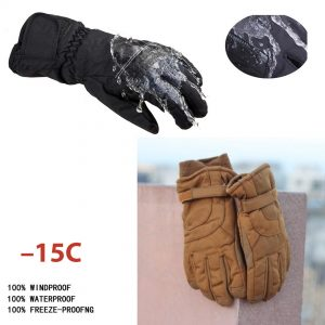 Waterproof – Windproof Tactical Gloves 1