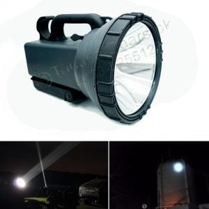 2-KM Range – Torch Light for Hunting # 02 (Heavy Battery) – 30W 1