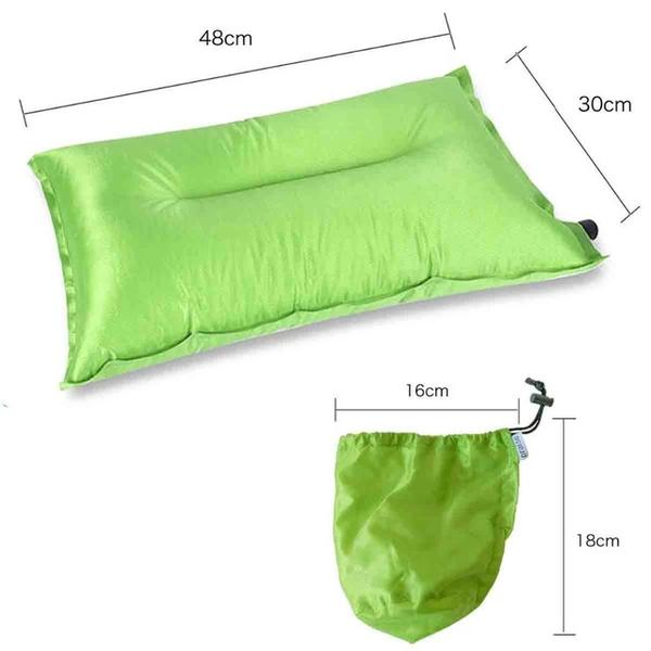 Portable Air Pillow for Camping and Travelling