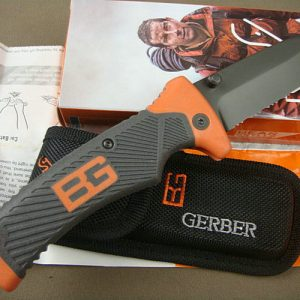 Gerber Bear 113 - Rescue Outdoor Knife