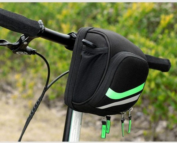 Tactical Waterproof Bike Bag and Carry Pouch