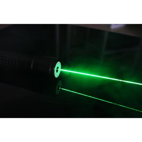 Rechargeable Powerful Green Laser Pointer - with more then 4 KM Range