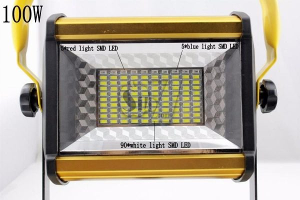 Waterproof Rechargeable Floodlight | High Quality
