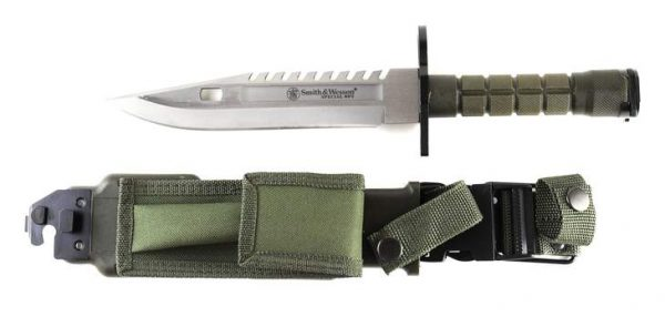 Special Forces M9 Bayonet Knife