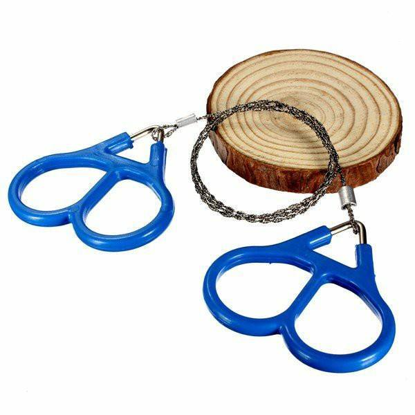 Pocket Wire Saw ( for Camping )