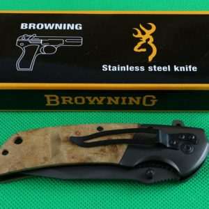 Browning 354 - Quick Opening Knife