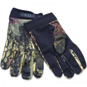 5.11 Tactical Anti-Skid Gloves (Camouflage)