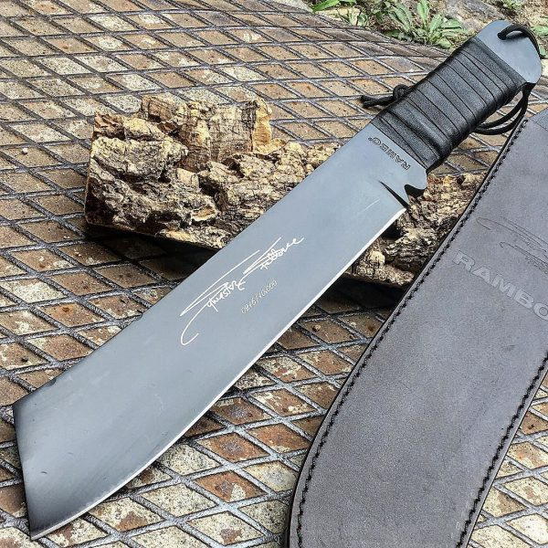 Rambo IV Replica Machete