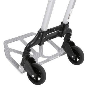 Durable Aluminum Folding Trolley