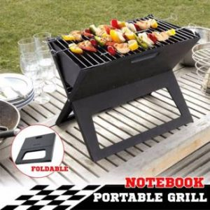 Portable BBq Grill Notebook for Hiking/Outdoor activites 1