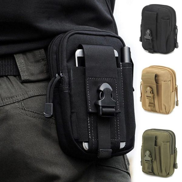 Tactical Weather Resistant Waist Pouch