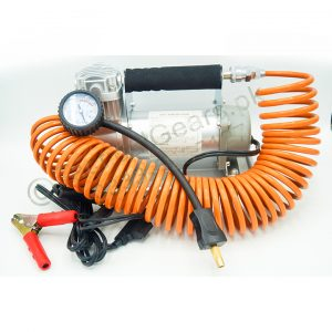 OzTrail – Heavy Compressor Kit with Battery Terminal and Air duct 1