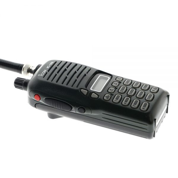 ICOM IC-V8 Tactical Walkie Talkie - Range 12KM (Pair)