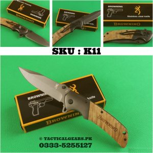 Browning 354 – Quick Opening Knife 1