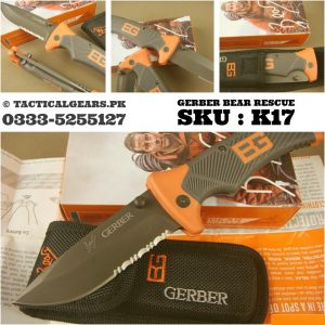 Gerber Bear 113 – Rescue Outdoor Knife 1