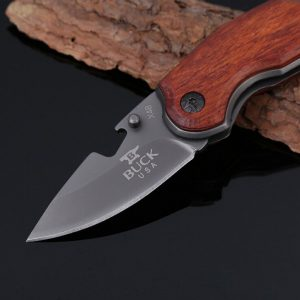 Buck X48 Pocket Folding Knife for Outdoor Camping