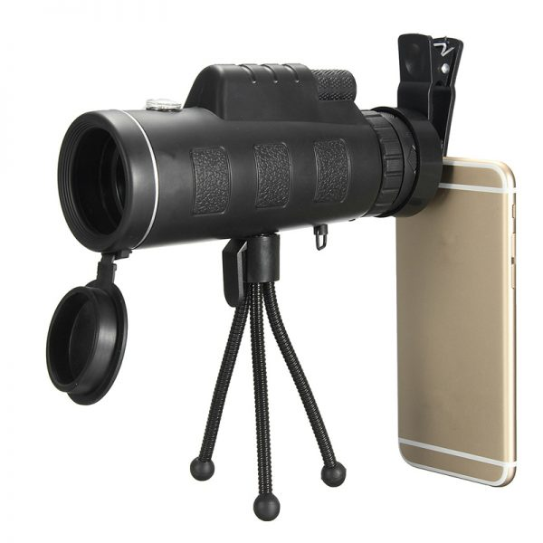 Mobile Monocular Telescope – Dual Adjustable Focus – with Stand