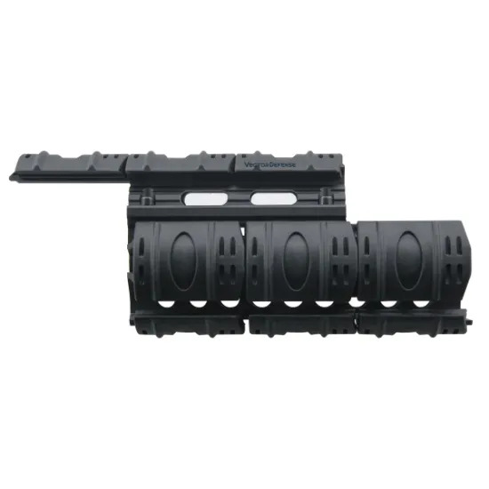 Tactical Handguard Quadrail System for AK-47 with Picatinny Rails