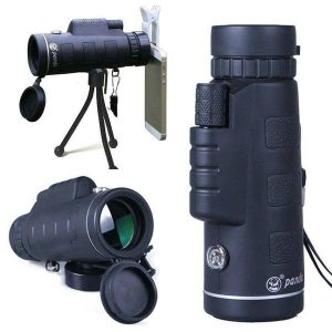 Mobile Monocular Telescope – Dual Adjustable Focus – with Stand 1