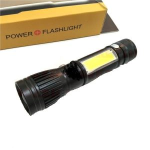 Tactical Rechargeable Torch with Lamp
