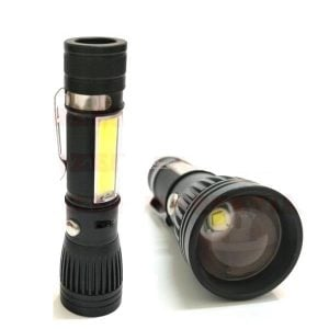 Tactical Rechargeable Torch with Lamp 1