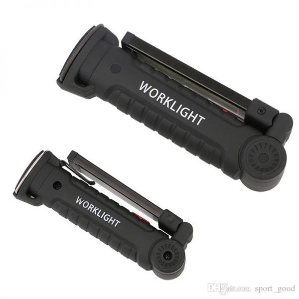 Tactical Strong Magnet Work Torch LED