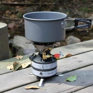 Tactical Gasoline Portable Stove | For a Family 1