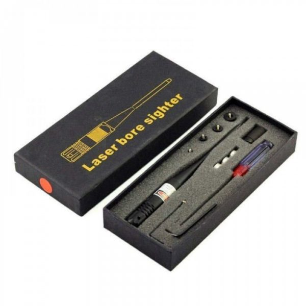 Laser Bore Sighter for Aligning Scope, Iron Sight or Laser