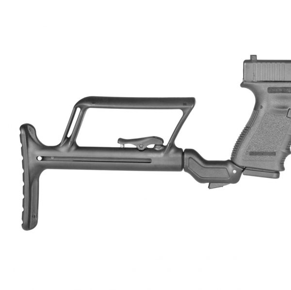Tactical Collapsible Stock for Glock 19
