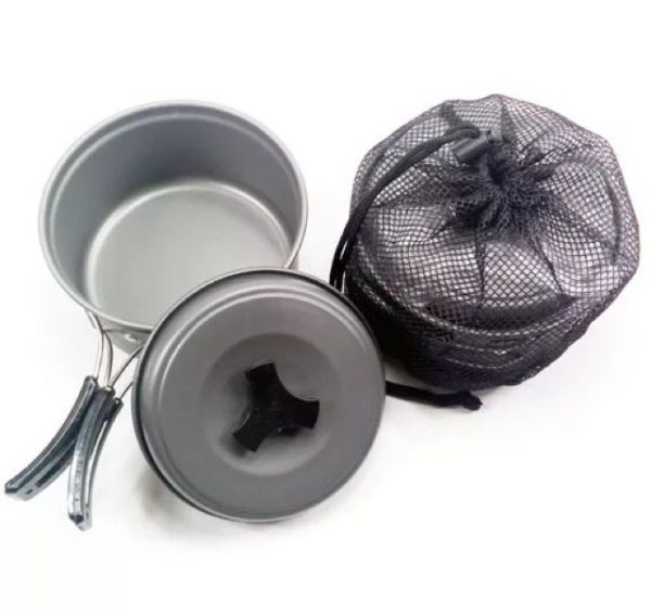 Portable Cooking Set for Camping | High Quality