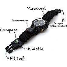 6 in 1 Survival Exponi Watch