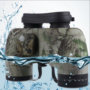 Best Quality – Waterproof – Floating – Tactical Binoculars with Compass 1