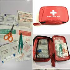 20-in-1 Portable First Aid Kit for Emergency