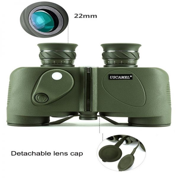 Waterproof Binoculars-8x30 Compass