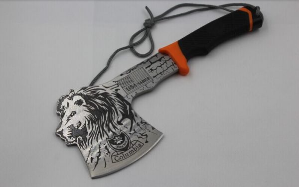 Lion Head Axe