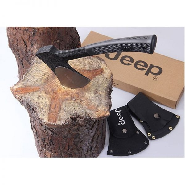 HUNTING AXE JEEP