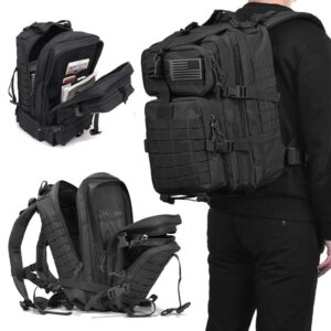 Army-50L-Large-Military-Tactical-Men-Women-Backpack-Waterproof-Outdoor-Hiking-Camping-Bags-Hunting-Climbing-Rucksack